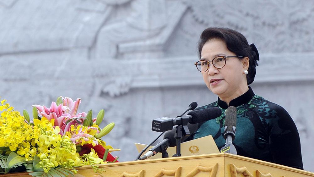 Nguyễn Thị Kim Ngân, Chủ tịch Quốc hội