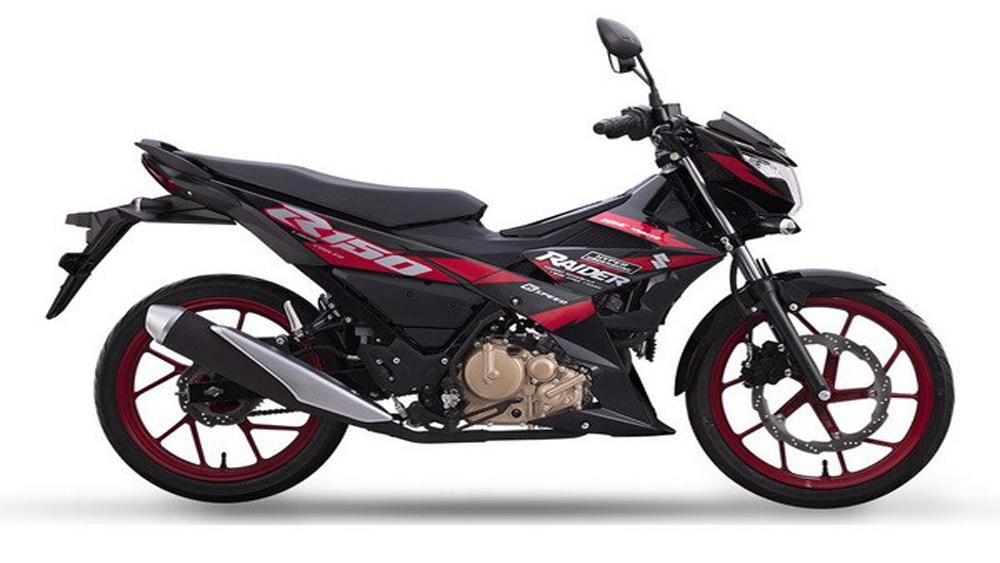 Hơn 4.400 xe mô tô, Suzuki FU150 FI Raider, triệu hồi