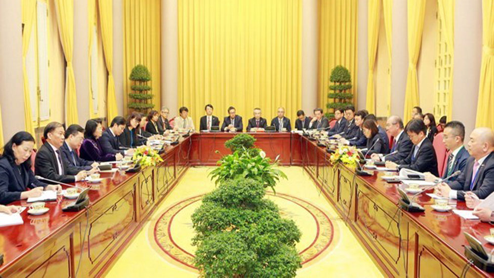 Vietnam, Japanese investment, hi-tech agriculture, manufacturing industry, Japanese firms, bilateral cooperation, long-term partner