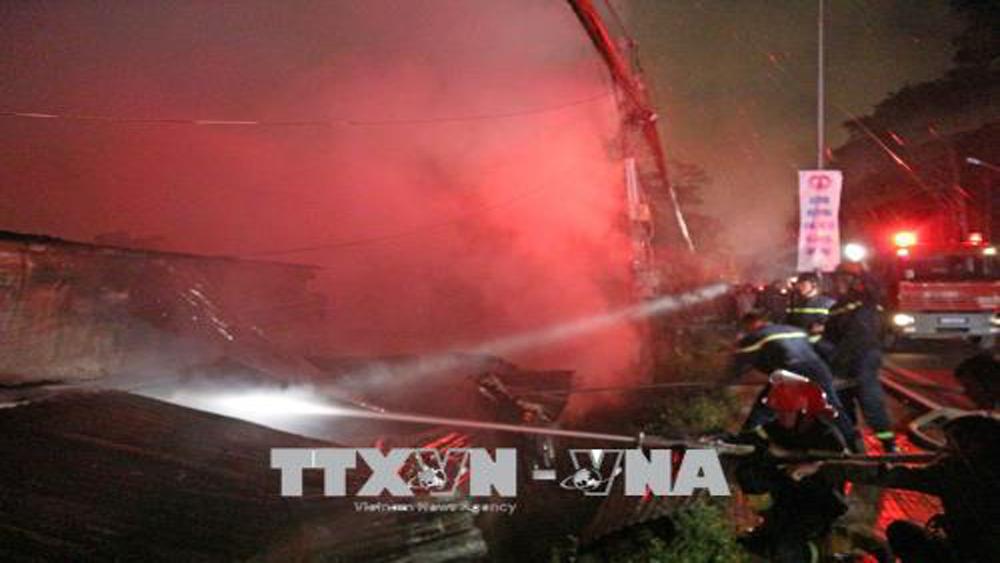Đà Lạt, cháy nhà, 5 người, thiệt mạng, cảnh sát