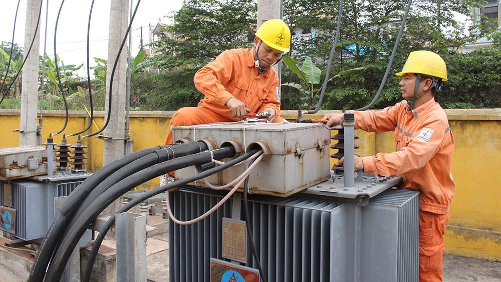 Bắc Giang, nhiều biện pháp, giảm sự cố điện