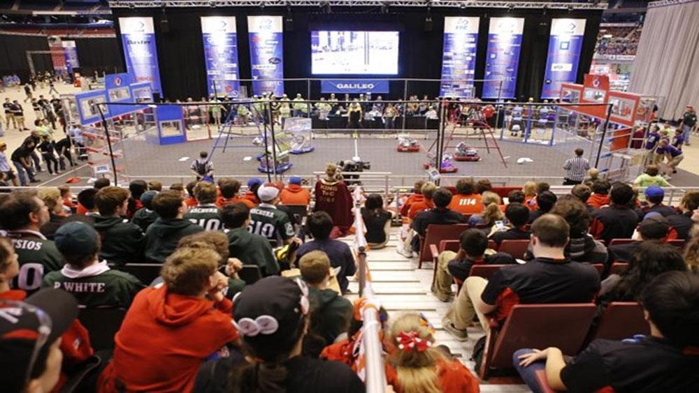 Học sinh Việt Nam tranh tài tại giải First Robotics ở Australia