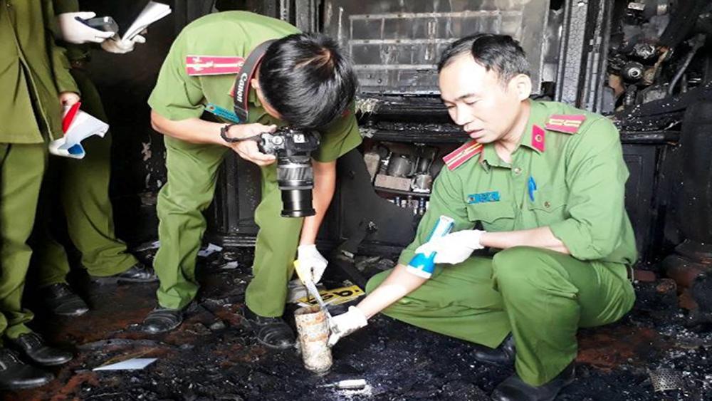 Có dấu hiệu tội phạm trong vụ hỏa hoạn làm 5 người tử vong ở Đà Lạt