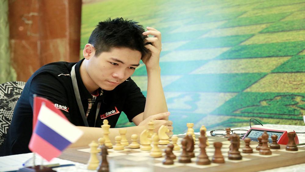 Lê Tuấn Minh, chiếm ngôi đầu, giải cờ vua, quốc tế, 2018