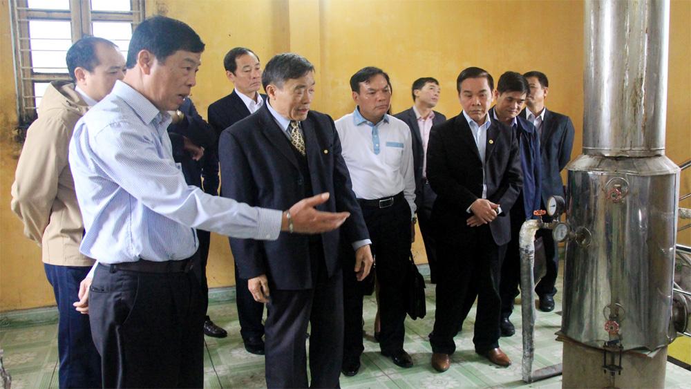huyện Việt Yên, Bí thư Tỉnh ủy Bùi Văn Hải, quy hoạch, phát triển đô thị, cứng hóa đường giao thông