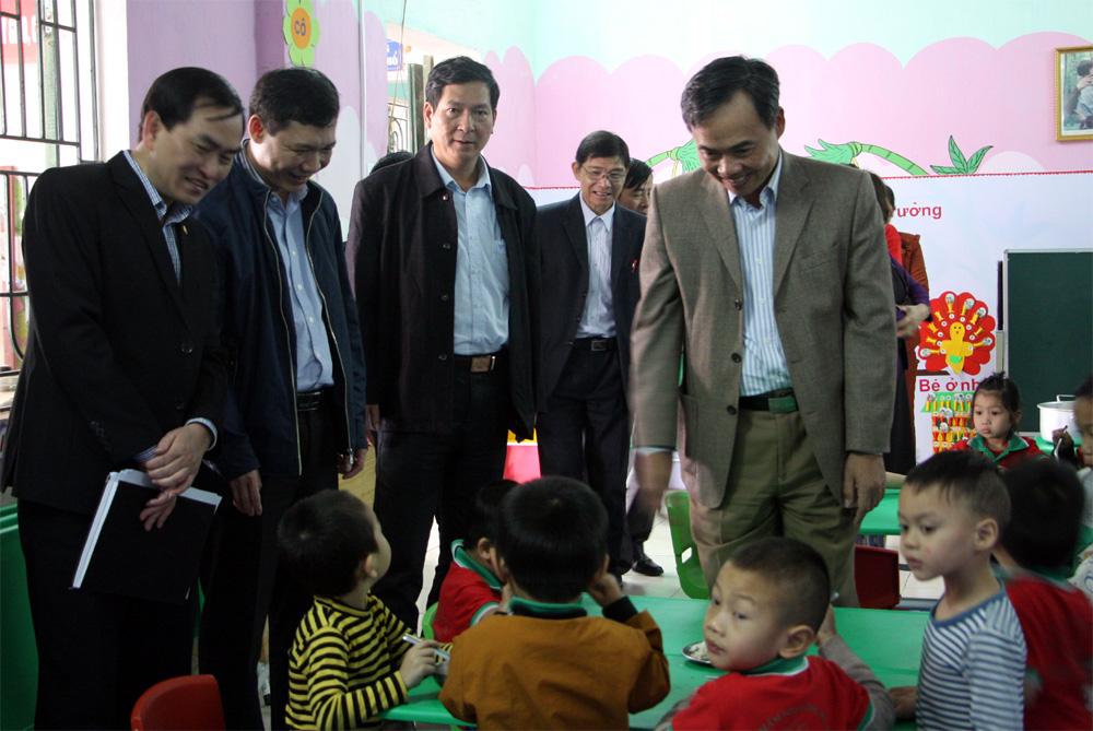Nâng cao trách nhiệm, người đứng đầu, thực thi nhiệm vụ, đồng chí Bùi Văn Hạnh, Phó Chủ tịch, Thường trực HĐND, huyện Hiệp Hòa