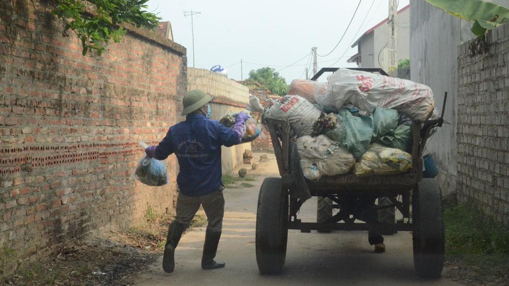 Tiếp tục thực hiện các biện pháp bảo vệ môi trường