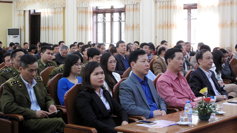 Mít tinh hưởng ứng Ngày quyền của người tiêu dùng Việt Nam