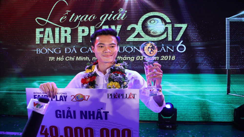 2017 Fair Play Award winners announced