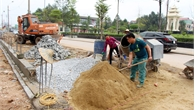 Công trình, làng nghề ngóng thợ sau Tết
