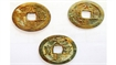 Ancient Japanese coins found in central province
