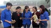Gần 1,5 nghìn đoàn viên, thanh niên tình nguyện tại Lễ hội chùa Bổ Đà