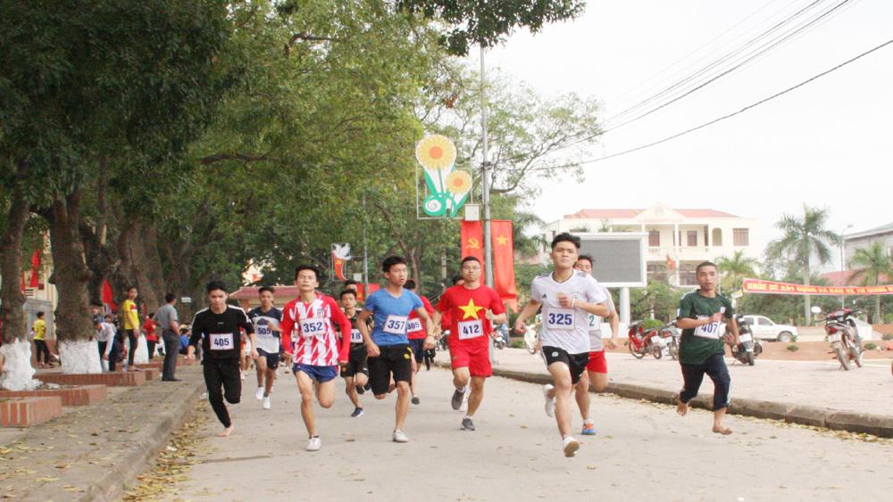 Giải Việt dã truyền thống huyện Lục Nam lần thứ 11- Đông nhất từ trước đến nay