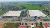 Hiệp Hòa: 3 cụm công nghiệp đã và đang được lấp đầy đơn vị sản xuất