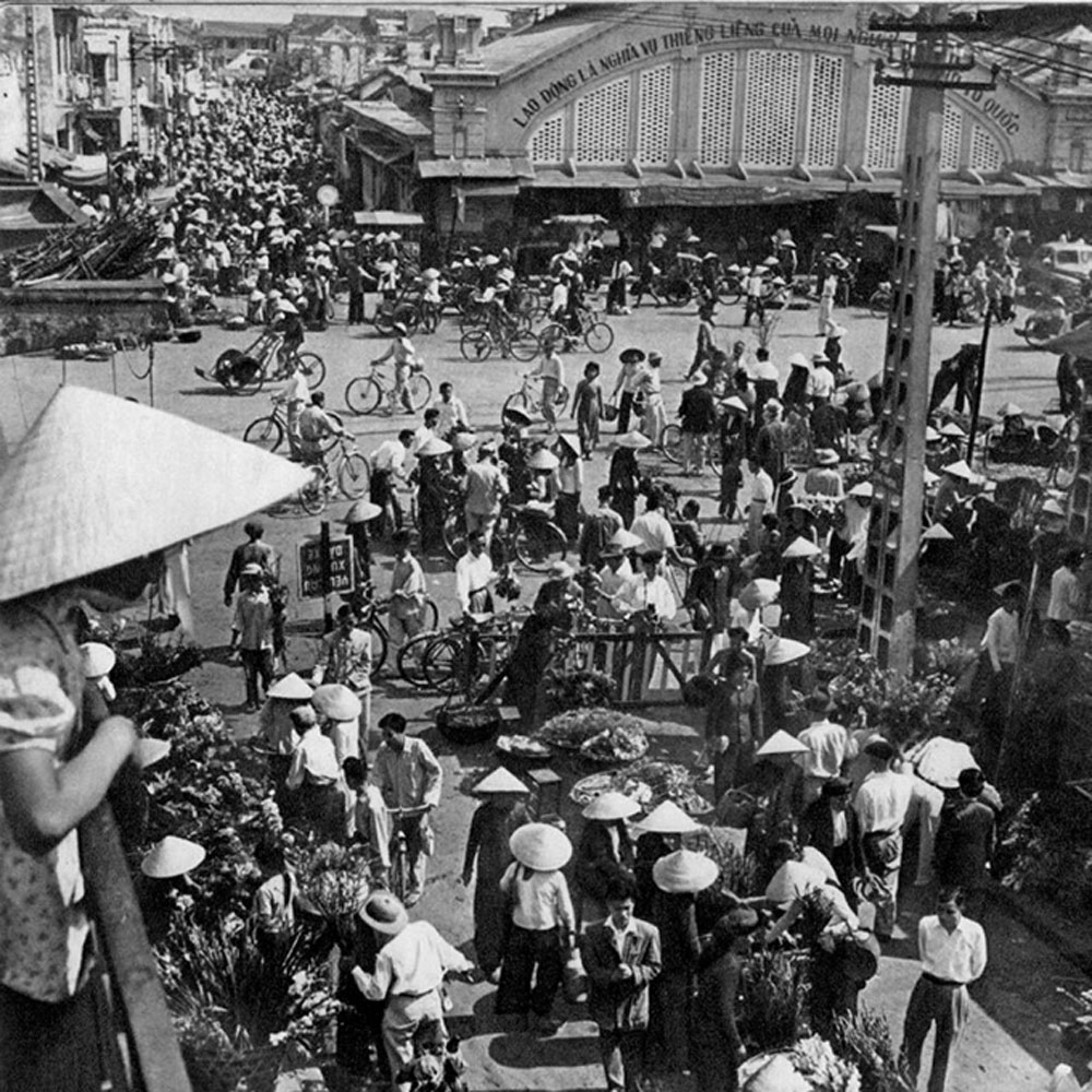 Travel, these shots, Vietnam's capital, 60 years ago, Hungarian photographer, vivid story