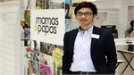 Vietnamese youth-run top baby brand goes to Japan