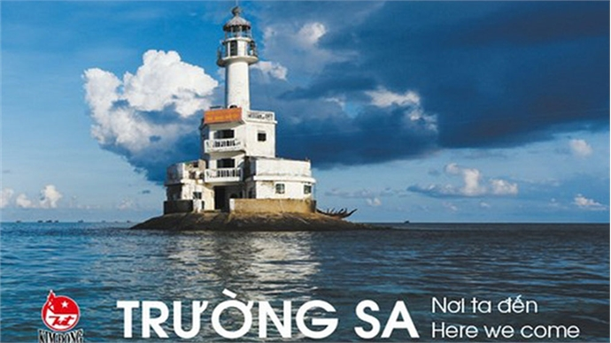 Journalist My Tra: Photographing Truong Sa with all the love of a mainlander
