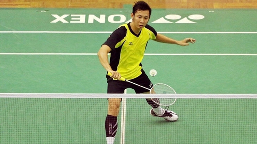 Over 290 badminton players compete in Ciputra Hanoi int'l tournament