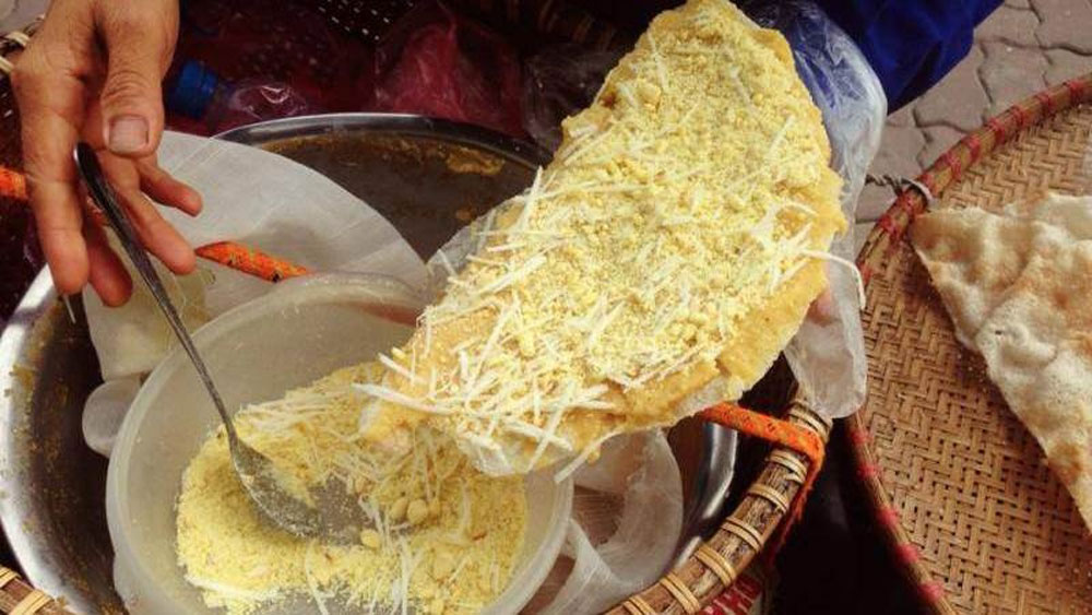 'Banh Da Ke' – Simple flavourful snack of Hanoians