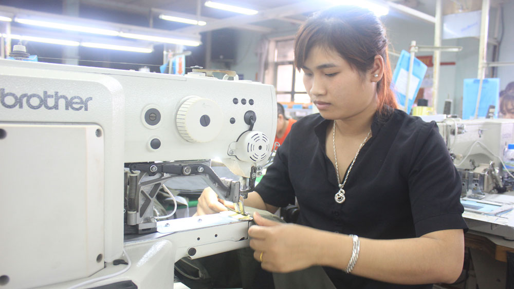 Female worker owns 72 initiatives at work