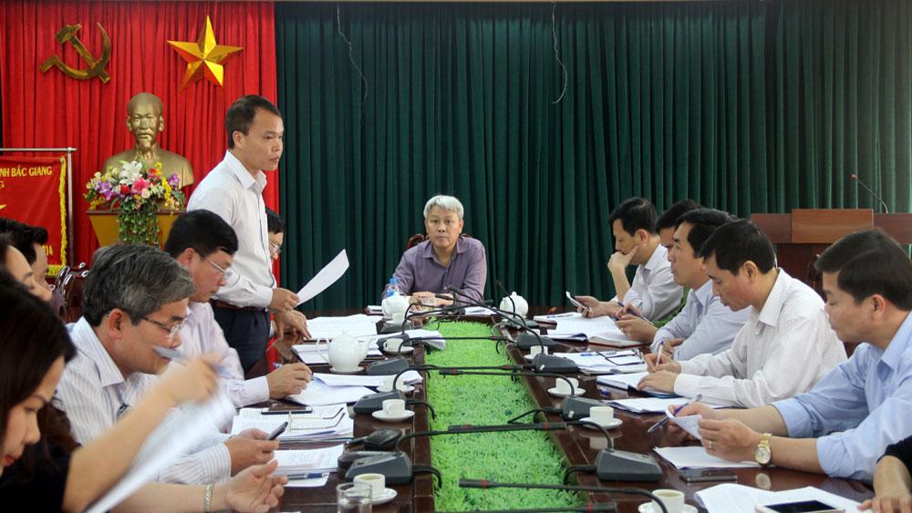 HĐND tỉnh,  giám sát,  tình hình,  bảo đảm,  an ninh,  trật tự,  TP Bắc Giang