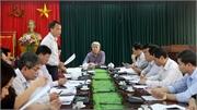 HĐND tỉnh giám sát tình hình bảo đảm an ninh trật tự tại TP Bắc Giang