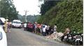 Bé trai 8 tháng tuổi tử vong cùng bố mẹ trên xe Mercedes ở Hà Giang