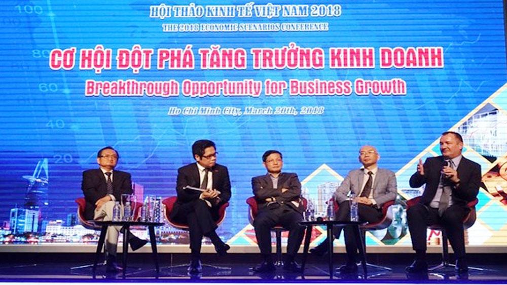 Experts optimistic on Vietnam's economic prospects for 2018