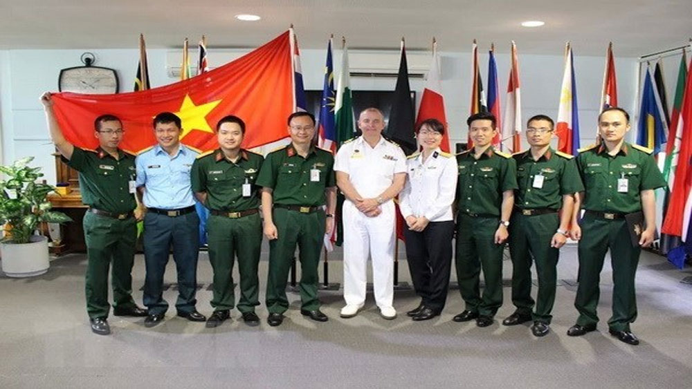 Chương trình học bổng quốc phòng Australia cho các nước ASEAN