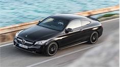 Mercedes C-class Coupe và Cabriolet 2019 nâng cấp nhẹ
