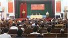 Huyện ủy Hiệp Hòa tiếp xúc đối thoại với cán bộ hưu trí trên địa bàn