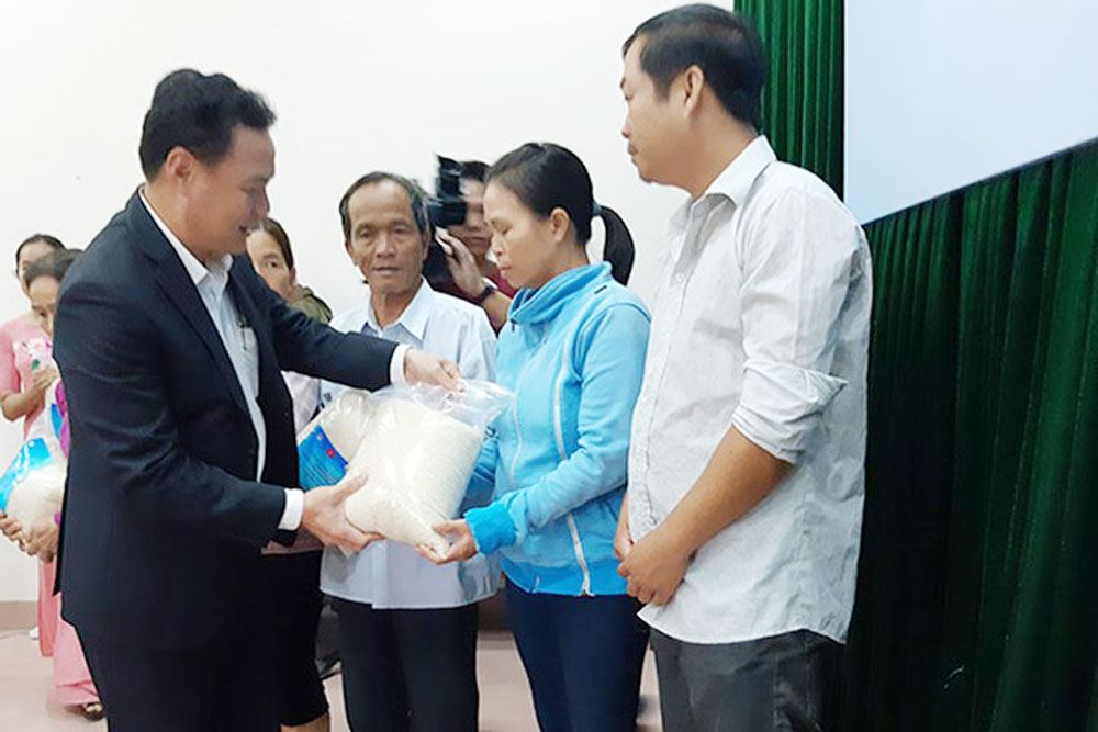 RoK, rice support, storm Damrey's victims, RoK government, continued relief efforts, transparent distribution, economic losses
