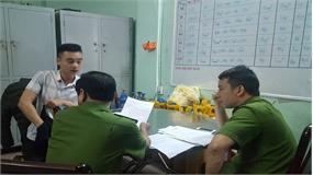 Khởi tố vụ án, khởi tố bị can vụ phóng viên Báo Giao thông bị hành hung