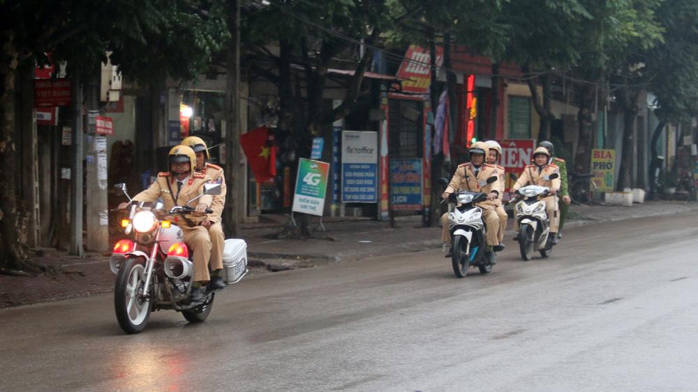 Tai nạn giao thông giảm sâu cả ba tiêu chí