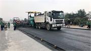 Thi công cao tốc Bắc Giang - Lạng Sơn: