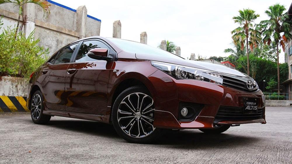 Lỗi túi khí, Toyota Việt Nam triệu hồi hàng nghìn xe