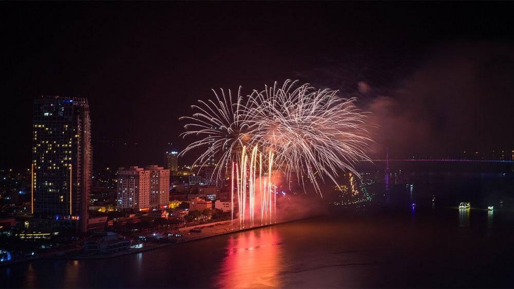 Lễ hội pháo hoa quốc tế Đà Nẵng 2018: Cao nhất 2 triệu/vé