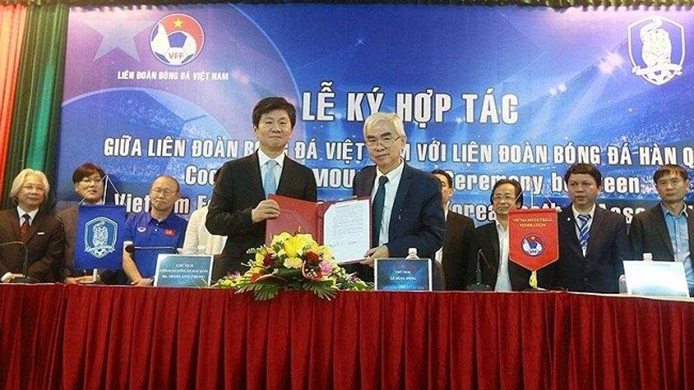 Vietnam, RoK work to facilitate football development