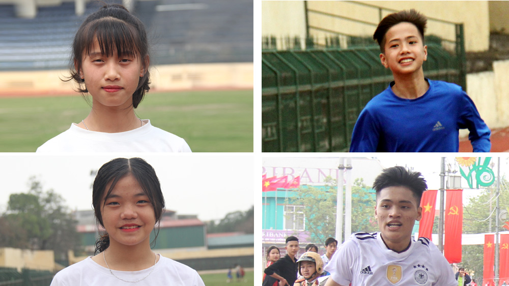 37th Bac Giang Newspaper Run: promising faces