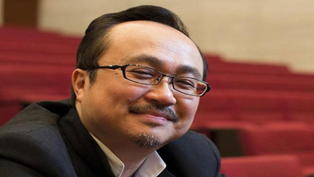 Nghệ sĩ nhân dân Đặng Thái Sơn làm giáo sư âm nhạc ở Mỹ