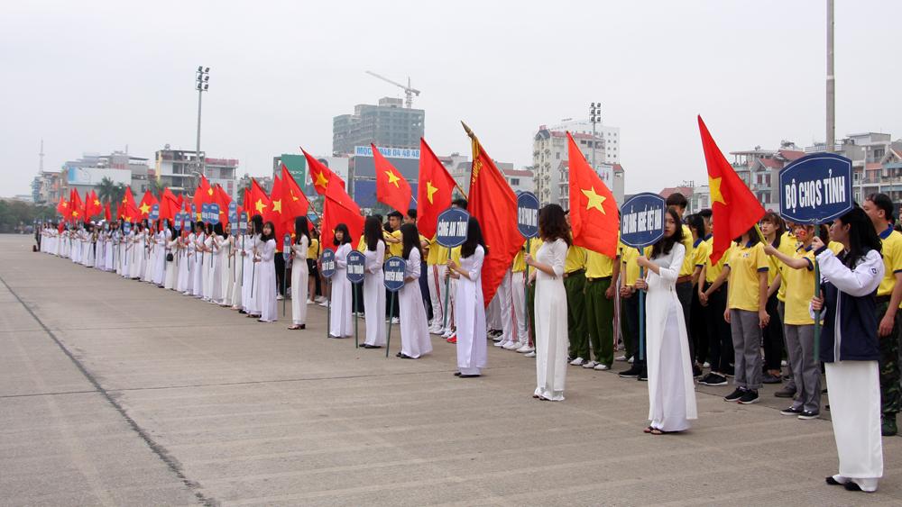 Một số gương mặt vận động viên tham gia Giải Việt dã Báo Bắc Giang