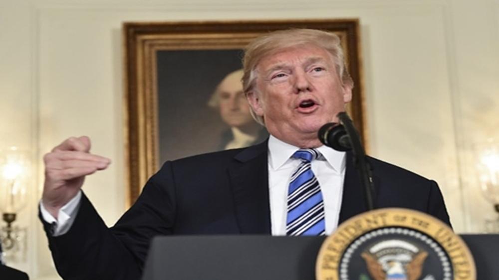 Tổng thống Mỹ Donald Trump lên án vụ tấn công khủng bố ở Pháp