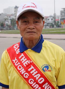 Việt dã, Báo Bắc Giang, 2018, gương mặt