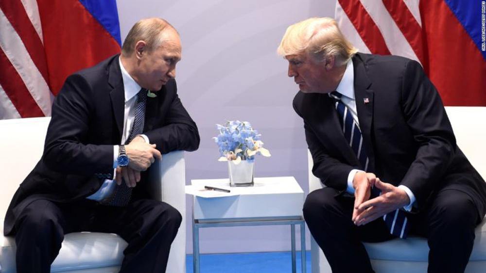 Mỹ đóng cửa Lãnh sự quán Nga, trục xuất 60 nhà ngoại giao Nga