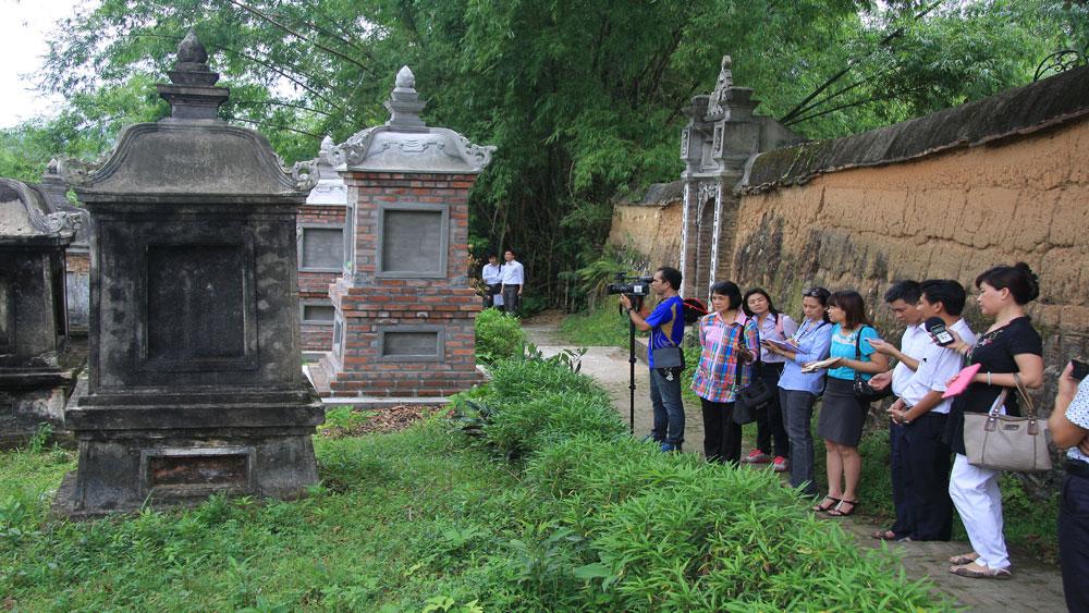Vinh danh, bảo vật quốc gia, Việt Yên, chùa Bổ Đà