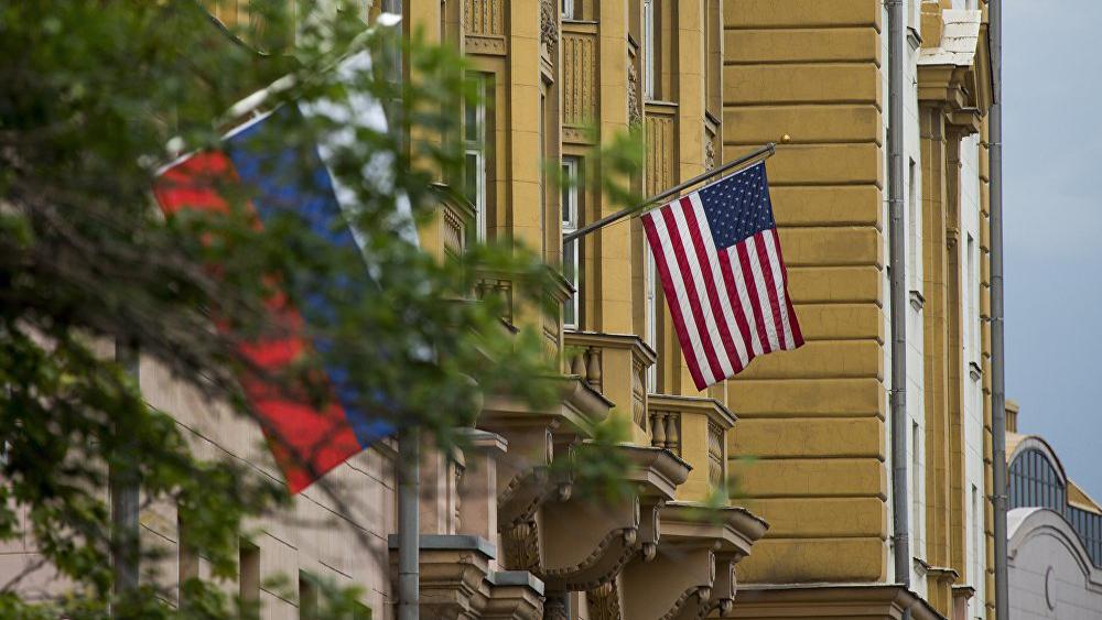 """Đại sứ quán Nga """"đáp trả"""" Mỹ sau vụ trục xuất nhân viên ngoại giao"""