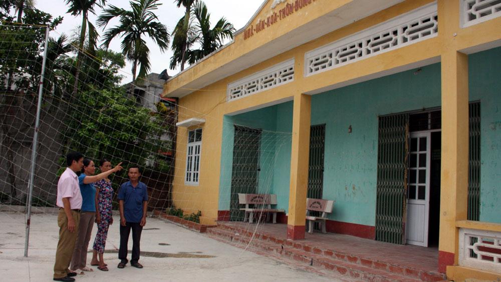 Sau sáp nhập, toàn tỉnh giảm 23 thôn quy mô nhỏ