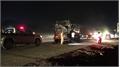 Tai nạn giao thông khiến quốc lộ 1 ùn tắc nhiều cây số