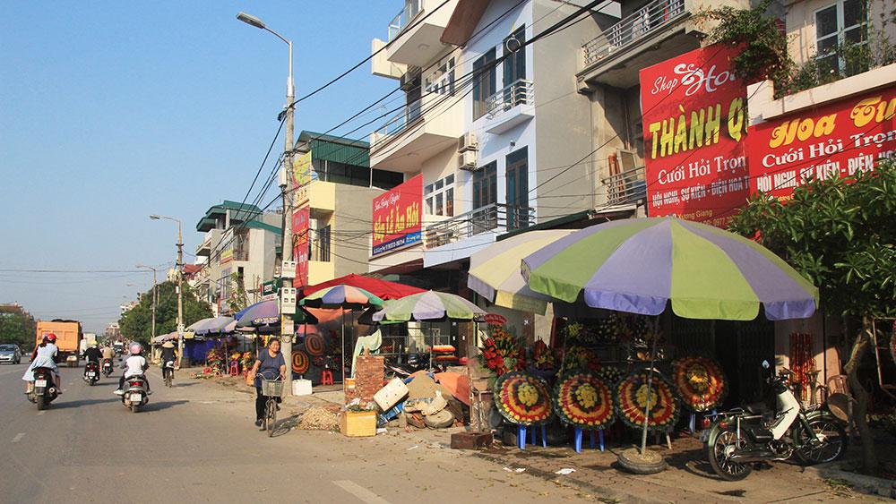 Chủ tịch UBND TP Bắc Giang chỉ đạo giải quyết ngay các điểm nổi cộm về trật tự đô thị