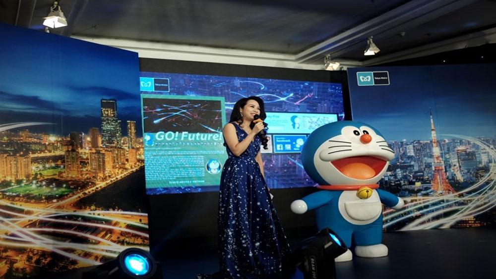 Doraemon làm đại sứ quảng bá du lịch Nhật Bản tại Việt Nam
